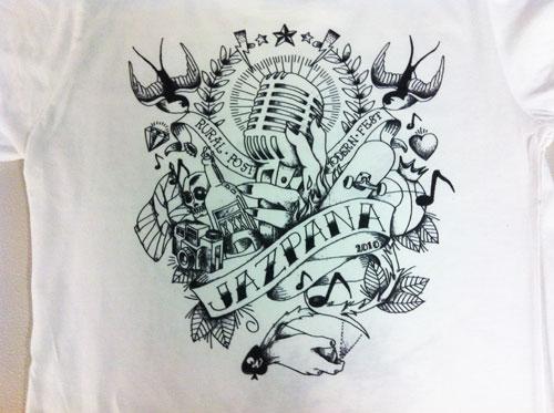 Camiseta Jazpana